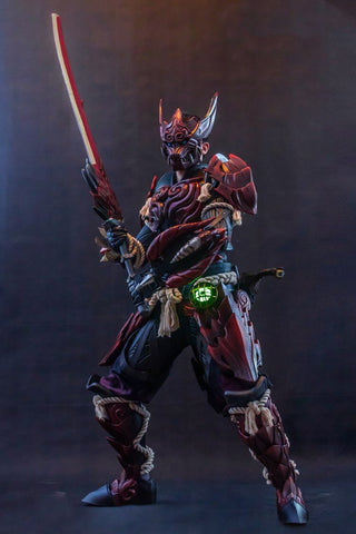 Monster Hunter World Odogaron Male Cosplay Armor Set