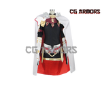 Fate Apocrypha Rider Of Black Astolfo Cosplay Costume Front