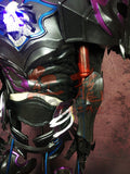 Assassin King Hassan Lightable Cosplay Armor
