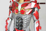 Metal Gear Rising:Revengeance Raiden Inferno Cosplay Body Armor