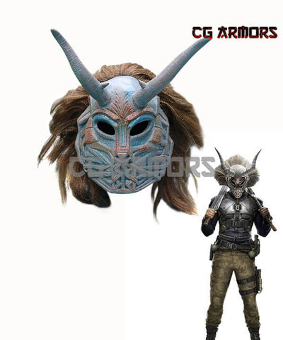 Marvel Black Panther 2018 Movie Erik Killmonger Mask