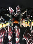 World Of Warcraft WOW Queen of the Forsaken Sylvanas Windrunner Cosplay Armor Including