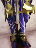 Fate Grand Order Lord of Joyous Gard Lancelot Purple Cosplay Armor Boots