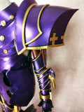 Fate Grand Order Lord of Joyous Gard Lancelot Purple Cosplay Shoulder Armor