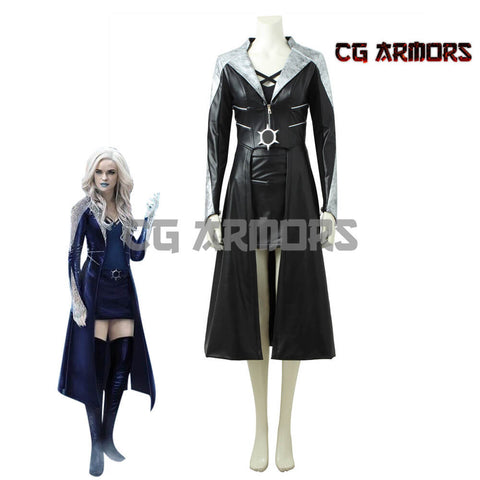 DC: The Flash Killer Frost Cosplay Costume - cgarmors