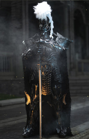 Final Fantancy XV FF15 the Warrior King Cosplay Armor & Prop - cgarmors