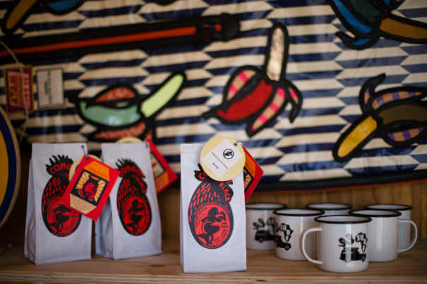 Mami Wata's J-Bay Surf Shack