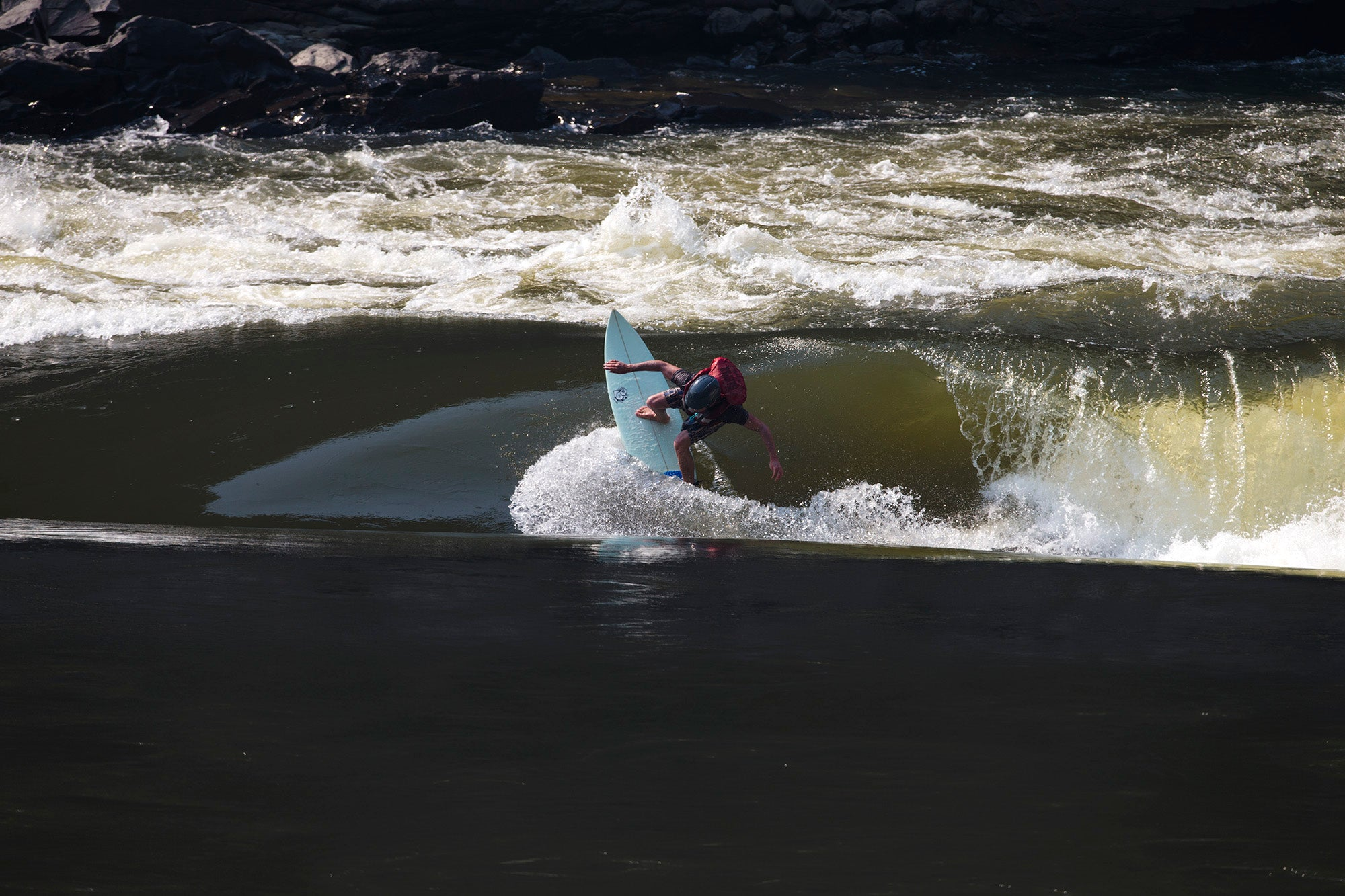 Mami Nyami - Surfing the Mighty Zambezi