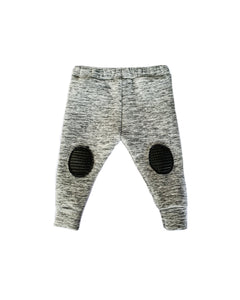 George leggings - Heather  Gray, boys pants