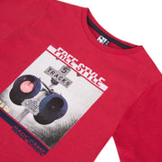 Red Photo T-shirt