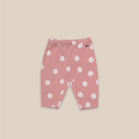 Spray Dots Jersey Trousers