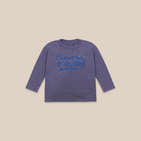Collector Of Beautiful Things Long Sleeve T-shirt