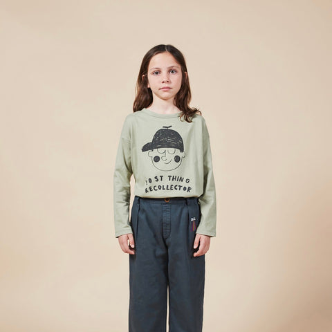 Kids Boy Long Sleeve T-shirt
