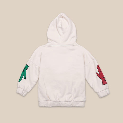 Kids Lost Gloves Hooded Sweatshirt