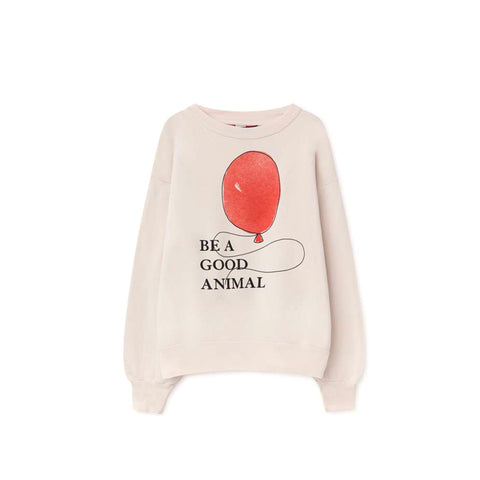 Kids White Bear Sweatshirt