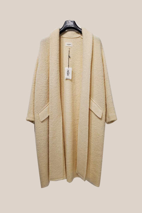 Faby Coat - Cream