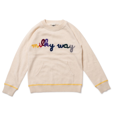 Kids Milky Way Sweater