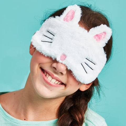 Bunny Furry Eye Mask