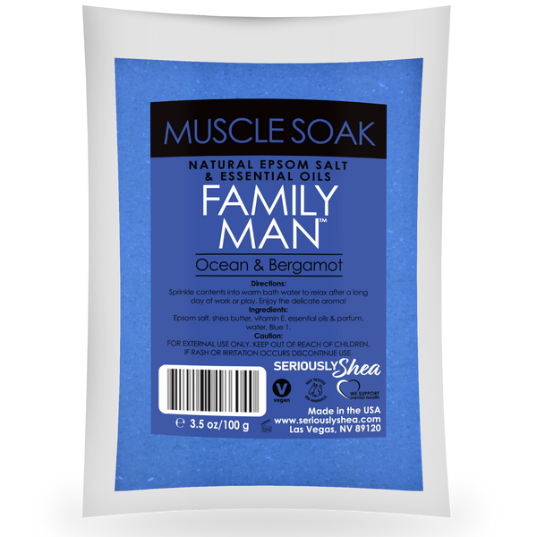 Family Man Mini Muscle Soak
