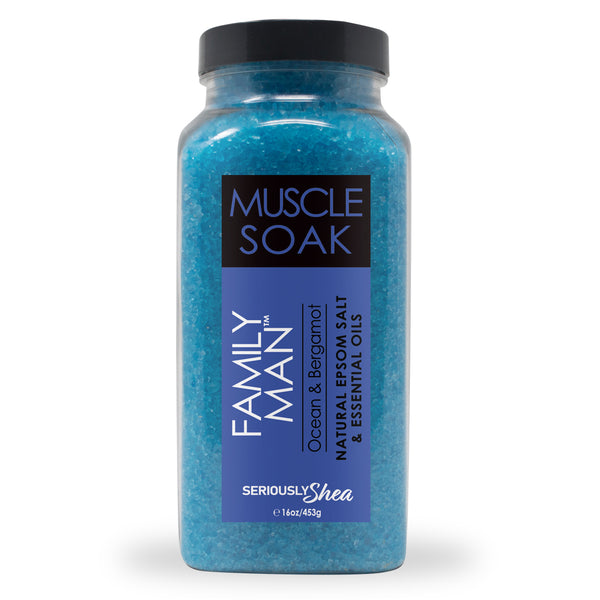 Family Man Muscle Soak