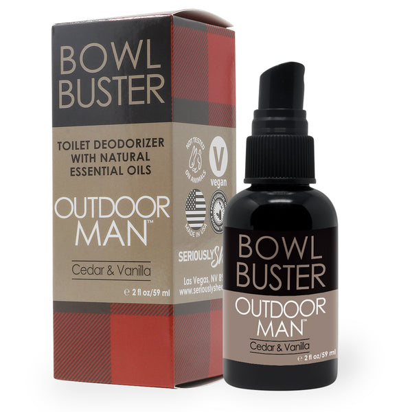 Outdoor Man Bowl Buster