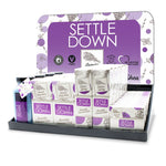 Settle Down Counter Display