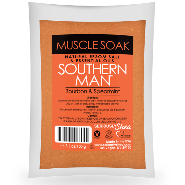 Southern Man Mini Muscle Soak