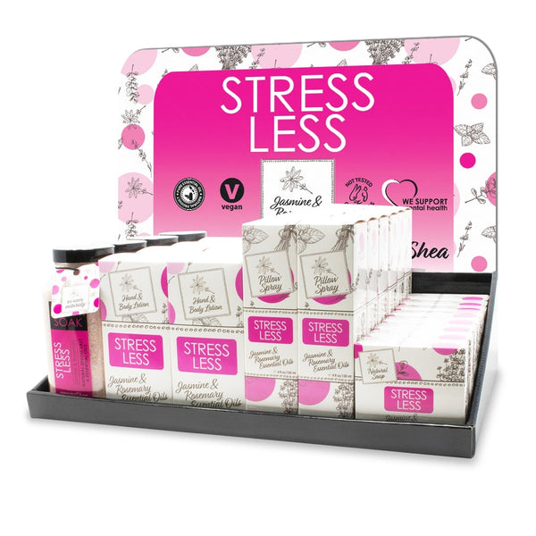 Stress Less Counter Display