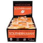Southern Man Mini Muscle Soak Display