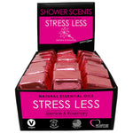 Stress Less Shower Scent Display