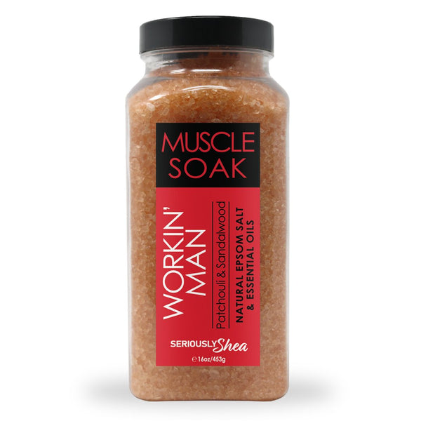 Workin' Man Muscle Soak