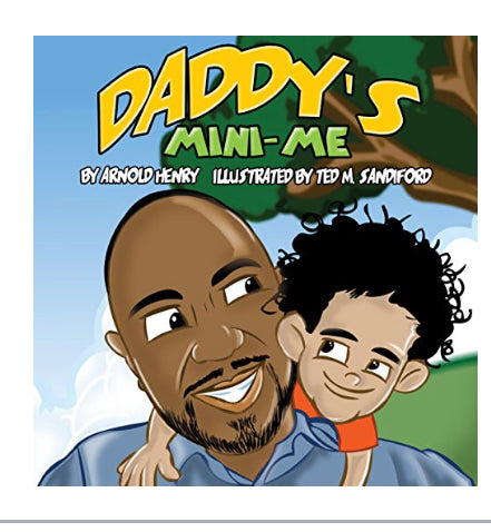 Daddy's Mini-Me - Hardcover