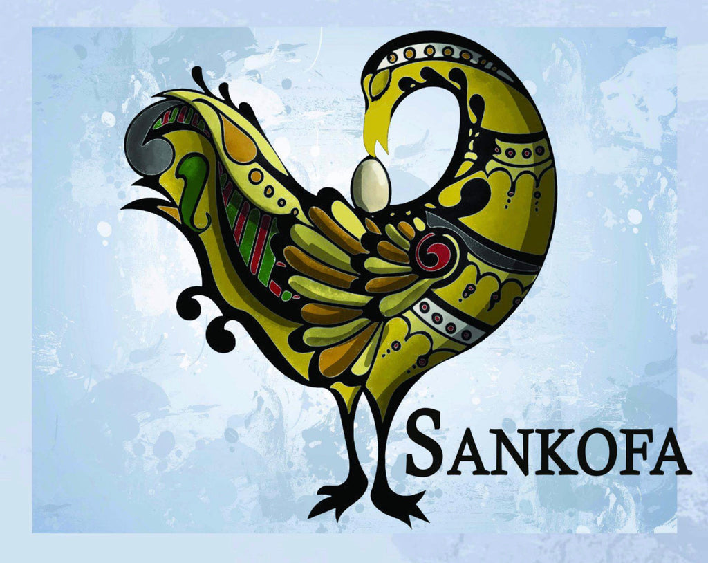 Sankofa - Paperback and Activity Book
