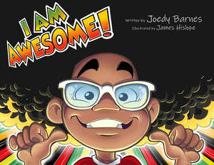 I Am Awesome (Malcom Explains) - Paperback