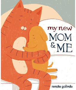 My New Mom & Me (Hardcover)