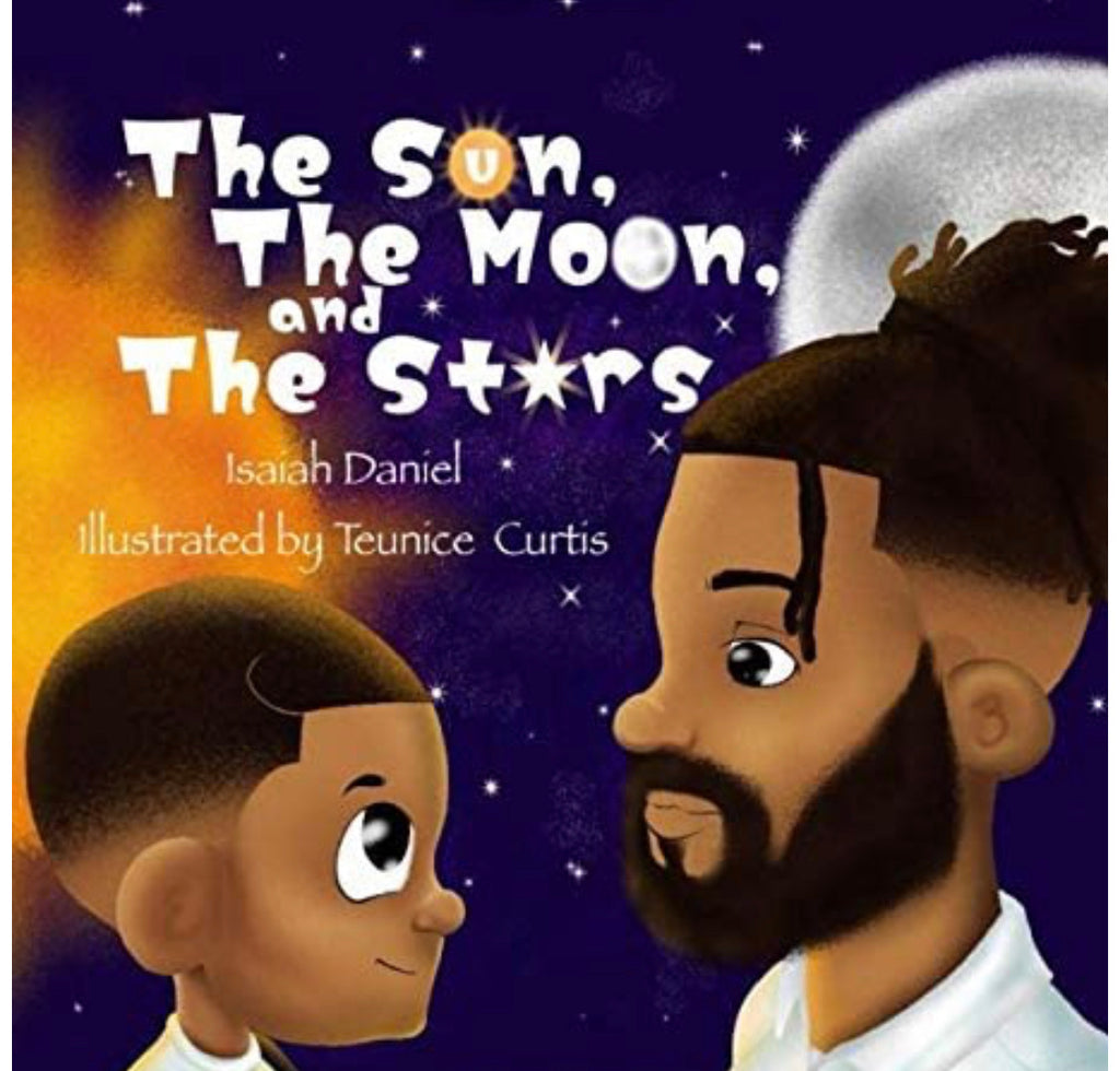 The Sun, The Moon and The Stars - Paperback