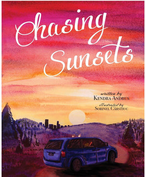 Chasing Sunsets - Paperback