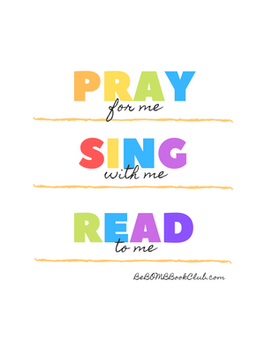 Pray, Sing, Love Shirt