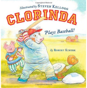 Clorinda Plays Baseball (Hardcover)