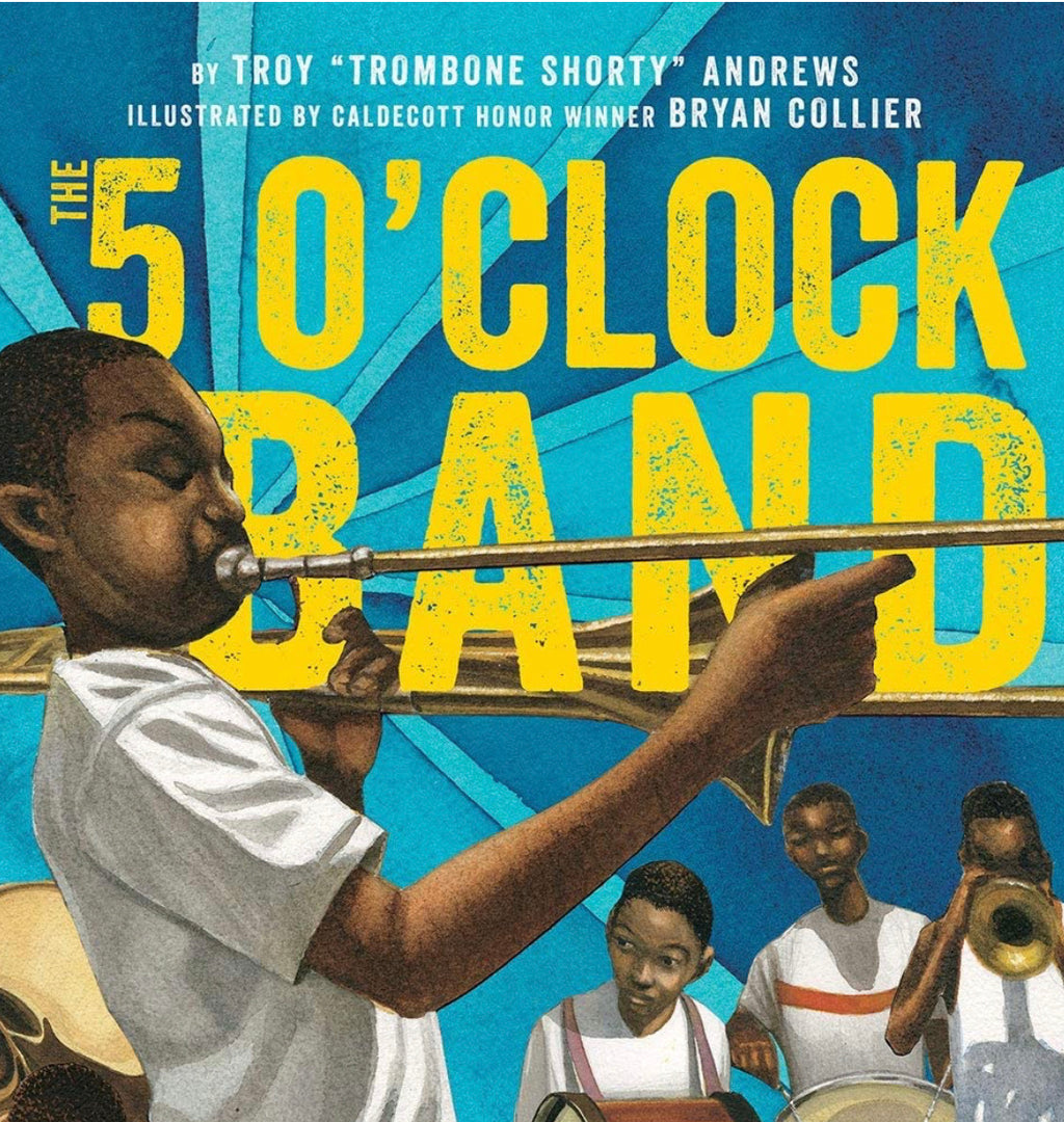 The 5 O'Clock Band - Hardcover