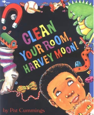 Clean Your Room, Harvey Moon! - Paperback