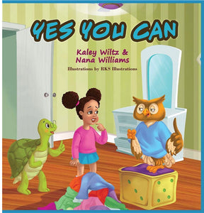 Yes You Can - Hardcover