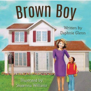 Brown Boy - Paperback