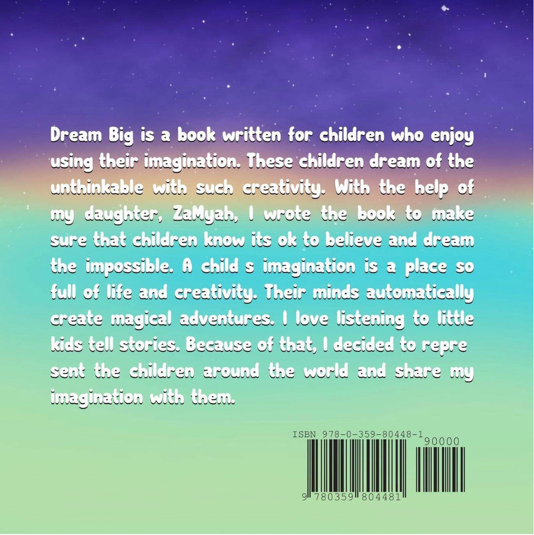 Dream Big - Paperback
