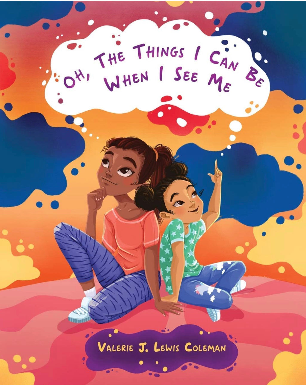 Oh, The Things I Can Be When I See Me - Paperback