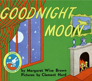 Goodnight Moon LARGE - Board Book