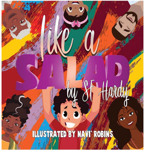 Like A Salad - Hardcover