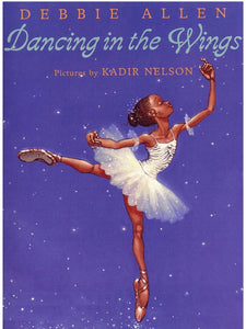 Dancing In The Wings - Hardcover