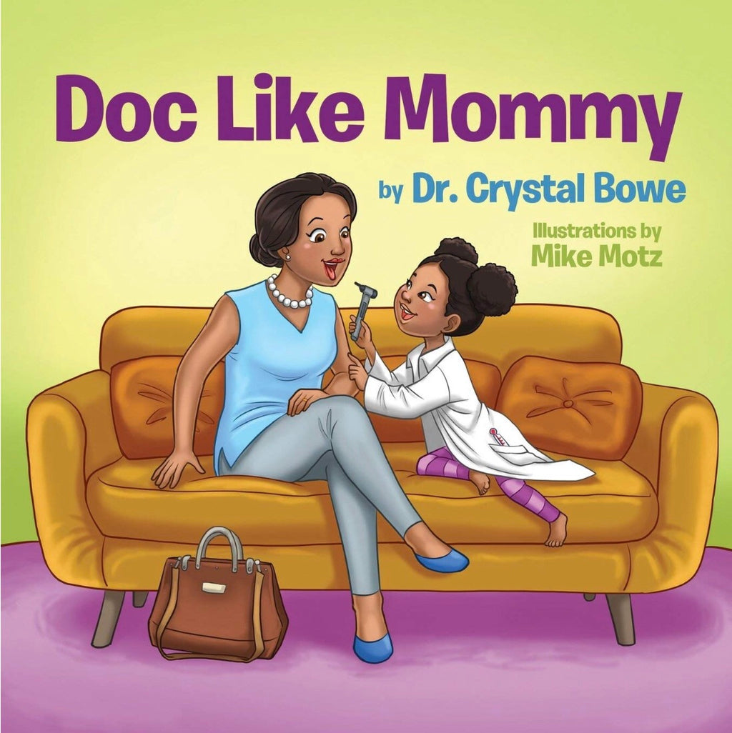 Doc Like Mommy - Paperback