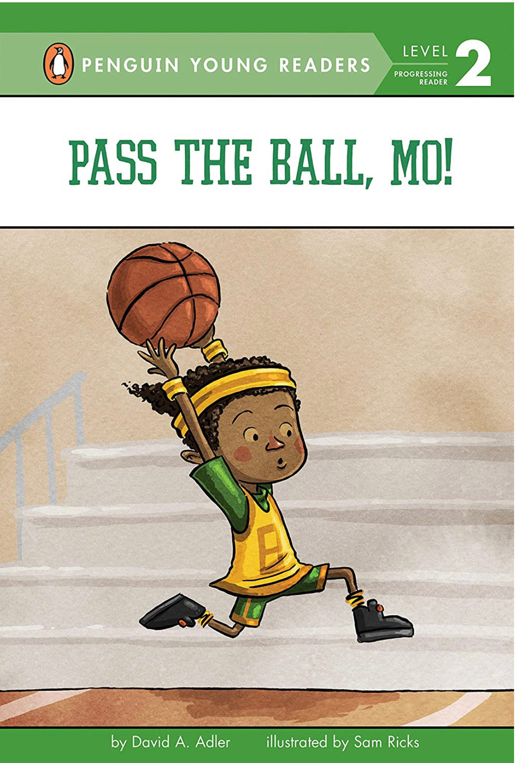 Pass the Ball, Mo! (Penguin Young Readers, Level 2)